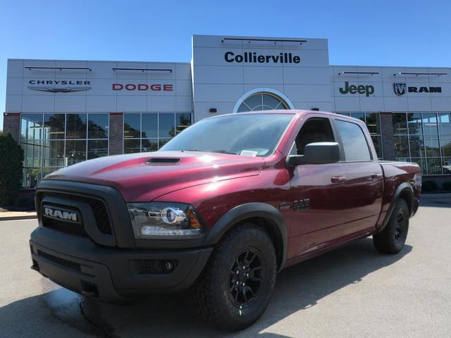 Ram 1500 Rebel >> New 2018 Ram 1500 Rebel Crew Cab In Collierville R234905