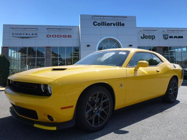 New 2018 Dodge Challenger 392 Hemi Scat Pack Shaker Coupe In