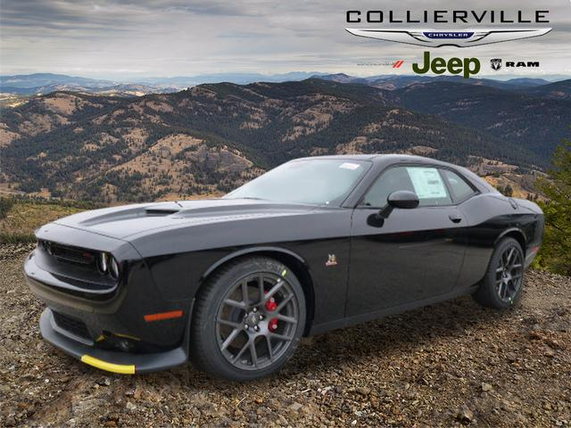 New 2018 DODGE Challenger R/T SCAT PACK RWD