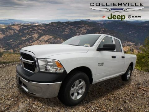 New 2018 RAM 1500 TRADESMAN 4X2 QUAD CAB 6