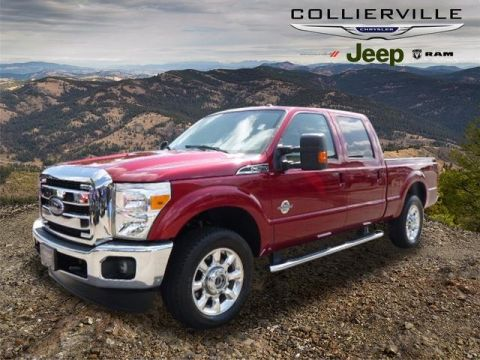 Pre-Owned 2016 Ford F-250SD