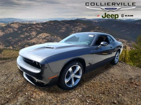 New 2018 DODGE Challenger R/T RWD