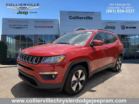 New 2019 JEEP Compass ALTITUDE FWD