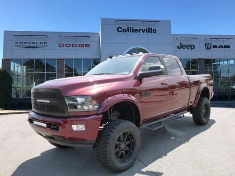 New 2018 RAM 2500 SLT 4X4 CREW CAB 64 BOX