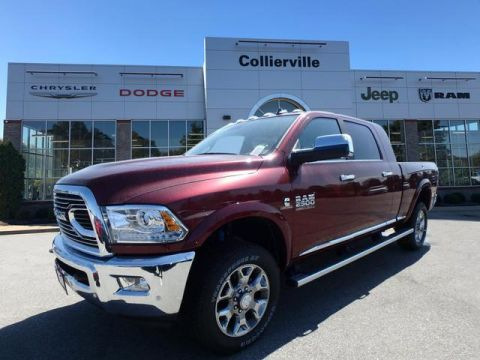 New 2018 RAM 2500 LIMITED 4X4 MEGA CAB 64
